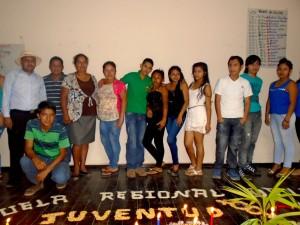 Escuela de Formación Regional, Amazonia
